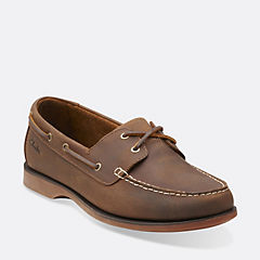 Port View Mahogany Leather mens-collection