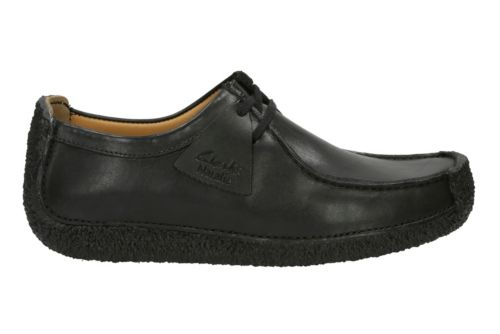 Natalie Black Smooth Leather originals-mens-shoes