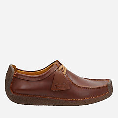 Natalie Chestnut Leather originals-mens-shoes