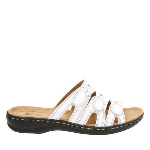 Leisa Cacti Q White Leather womens-view-all