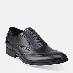 Banfield Limit Navy Leather mens-view-all