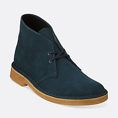 Desert Boot Midnight Suede