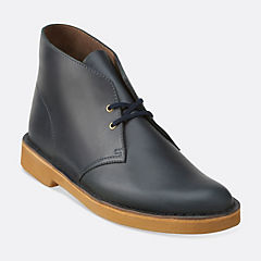 Desert Boot Midnight Leather