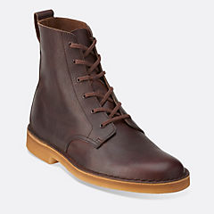 Desert Mali Rust Leather mens-view-all