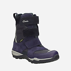 Sanlce GTX Youth Navy Combi boys-boots