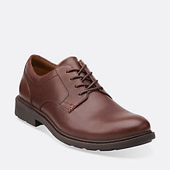 Buckland Walk Chestnut Leather