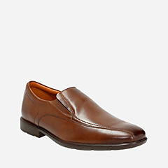 Gosworth Step Walnut Leather mens-dress-shoes
