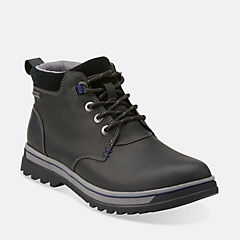 RipwayHill GTX Black Leather