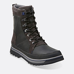 Ripway Peak GTX Black Warm Lined Leather mens-gore-tex-boots