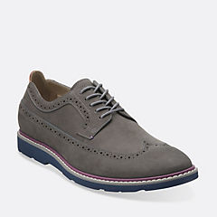 Gambeson Dress Grey Nubuck