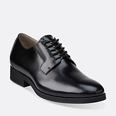 Gabwell Walk Black Leather