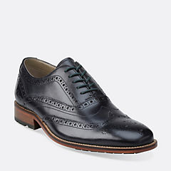 Penton Limit Dark Blue Leather mens-view-all