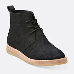 Empress Moon Black Suede womens-view-all