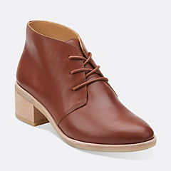 Phenia Carnaby Tan Leather