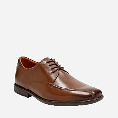 Gosworth Over Walnut Leather mens-dress-shoes