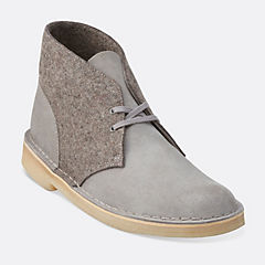 Desert Boot Grey Felt