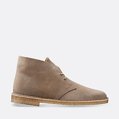 Desert Boot Taupe Distressed Suede mens-view-all