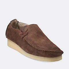Lugger Walnut Suede