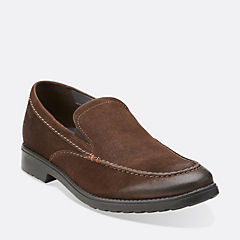 Rakin Free Dark Brown Leather mens-collection