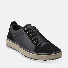 Lorsen Edge Black Combi Lea mens-collection