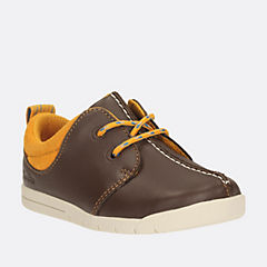 Crazy Buzz Fst Brown Leather