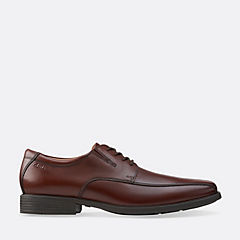 Tilden Walk Brown Leather mens-collection