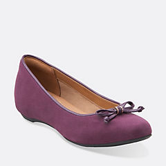 Alitay Giana Purple Suede