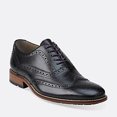 Penton Limit Black Leather mens-view-all