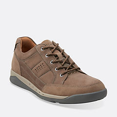 Unpierce Time Olive Nubuck