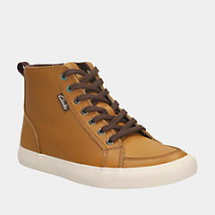 Club Jive Inf Tan Leather
