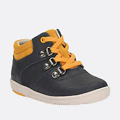 MaxiSquare Fst Navy Leather