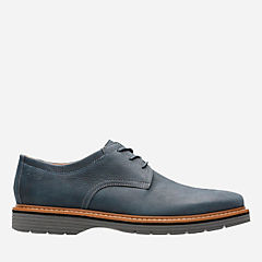 Newkirk Plain Blue Nubuck mens-1825