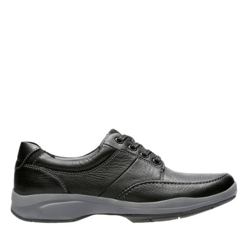 Wavekorey Mix Black Leather mens-view-all