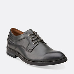 Bushwick Dale Gray leather mens-1825