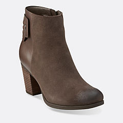 Palma Rylie Taupe Suede womens-view-all