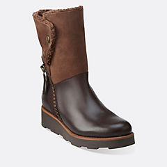 Okemo Sienna Brown Leather