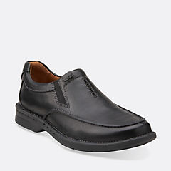 Untilary Easy Black Leather mens-view-all