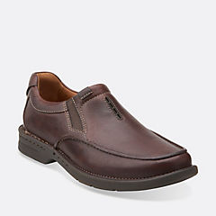 Untilary Easy Brown Leather mens-view-all
