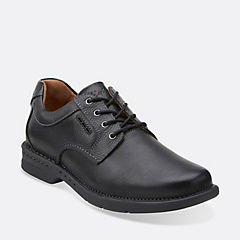 Untilary Way Black Leather mens-oxfords-lace-ups