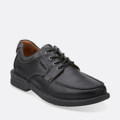Untilary Pace Black Leather mens-view-all