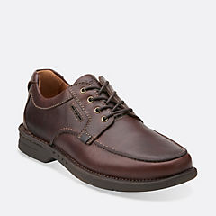 Untilary Pace Brown Leather mens-view-all
