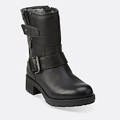 Reunite Go GTX Black Leather