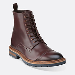 Dargo Rise Chestnut Leather