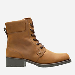Orinoco Spice Brown Snuff womens-boots