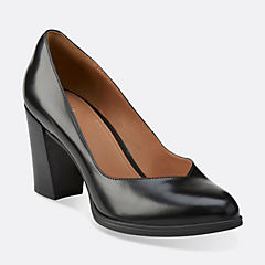 Kadri Leah Black Leather