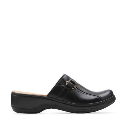 Hayla Marina Black Leather womens-narrow-width