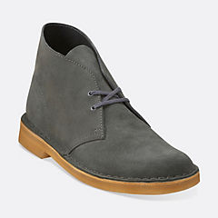 Desert Boot Grey Suede