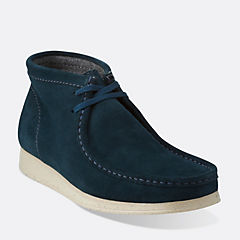 Aerial Boot Midnight Suede