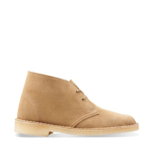 Desert Boot. Oakwood Suede womens-ankle-boots
