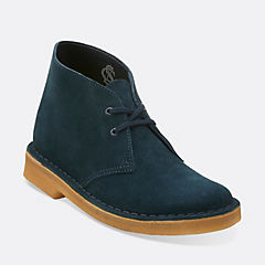 Desert Boot. Midnight Suede